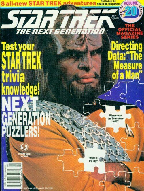 1992 Star Trek #20