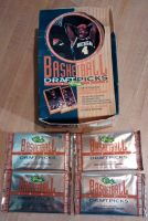 1993 Classic Draft Picks Basketball - 4 Packs