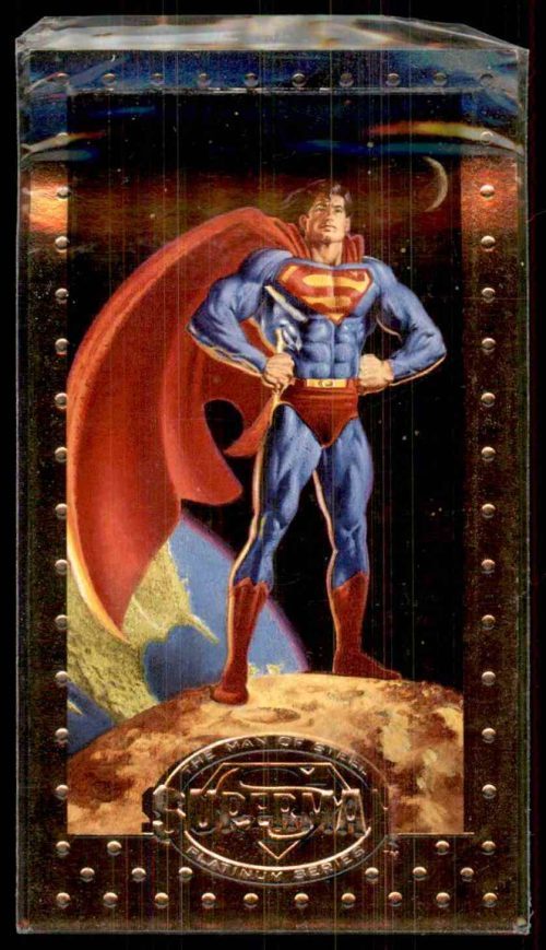 1994 Skybox Premium Edition Superman SP1