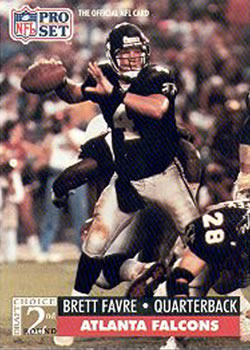 #762 Brett Favre