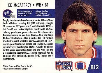 Ed McCaffrey #812