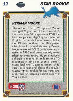 #17 - Herman Moore SR, RC