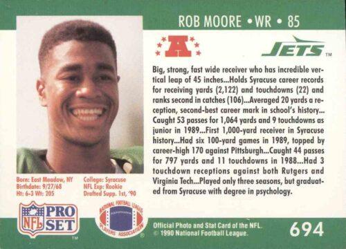 Rob Moore #694