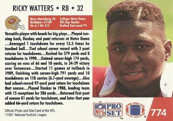 Ricky Watters #774